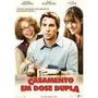 Dvd Do Filme Casamento Em Dose Dupla (ótimo Estado)