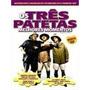 Dvd Os Tres Patetas - Melhores Momentos