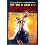 Dvd Do Filme Entre O Céu E O Inferno ( Christina Ricci)