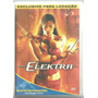 Dvd Filme Super Herois Marvel Elektra Exclusivo Locadora