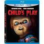 Boneco Assassino [blu-ray + Dvd] Eua - Frete Gratis