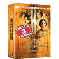 Coleção Fantasia (conan + O Feitiço De Aquila + A Lenda)