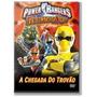 Power Rangers- A Chegada Do Trovão - Vhs