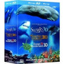 Box Blu-ray 3d Sharks, Dolphins & Whales E Ocean Wonderland