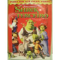 Dvd - Shrek - Terceiro