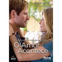 Dvd O Amor Acontece Lacrado Frete Grátis