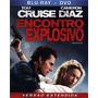 Blu-ray + Dvd Encontro Explosivo - Lacrado