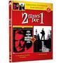 2 Filmes: A Caçada Ao Outubro Vermelho + Os Intocáveis Dvd