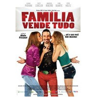 Dvd Familia Vende Tudo Luana Piovani Caco Ciocler Raro