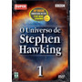 Dvd O Universo De Stephen Hawking Vol 1 - Novo Lacrado Raro