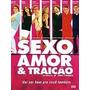 Dvd Sexo Amor E Traicao Cinema Nacional