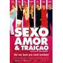 Sexo Amor & Traição * Dvd * Frete Grátis Brasil