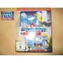 The Smurfs 2d/3d Blu-ray Steelbook Gift Set C/ 3 Smurfs