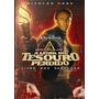 Dvd A Lenda Do Tesouro Perdido 2 - O Livro Dos Segredos