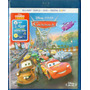Blu-ray Duplo+dvd+digital Copy - Carros 2 - Novo***