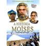 Dvd A História De Moisés ( Dublado )