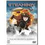 De Katsuhiro Otomo Steamboy - Dvd Lacrado