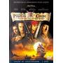 Dvd Trilogia Piratas Do Caribe 1 + 2 + 3 [ 6 Dvds ]