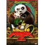 Kung Fu Panda 2 -original -dvd