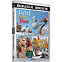 Double Movie: Dvd Putz A Coisa Tá Feia + Gnomos & Gigantes