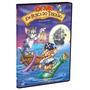 Dvd Original Do Filme Tom E Jerry Em Busca Do Tesouro