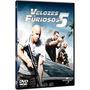 Dvd Velozes E Furiosos 5 Lançamento Frete Grátis