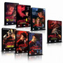 Dvd Coleção A Hora Do Pesadelo - 1o Ao 7o [ 7 Dvds ]