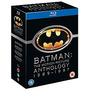 Batman Anthology Blu-ray Lacrado Dublado