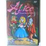 Dvd Alice No País Das Maravilhas Original Spot Filmes