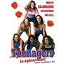 Dvd Raro Do Filme Teenagers - As Apimentadas - Kirsten Dunst