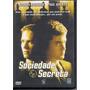 Sociedade Secreta - Dvd - Filme - Gospel