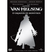 Dvd Van Helsing- O Caçador De Monstros- Duplo (lacrado)