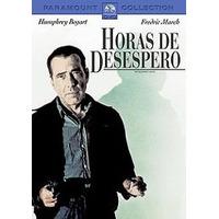 Dvd Horas De Desespero, H.borgart E F.march Frete Grátis