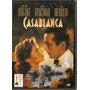 Dvd Casablanca - Humphrey Bogart / Ingrid Bergman - Novo***