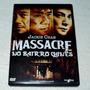 Dvd O Massacre No Bairro Chinês (semi-novo)