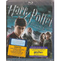 Blu - Ray Duplo Harry Potter - E O Enigma Do Príncipe - Novo