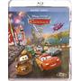 Blu - Ray Duplo Carros 2 - Novo***