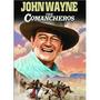 John Wayne * Os Comancheros * Filmaço * Dvd * Frete Grátis