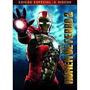 Homem De Ferro 2 * Dvd Duplo Com Luva Luxo * Frete Grátis Br
