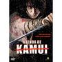 A Lenda De Kamui - Dvd Lacrado