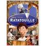 Dvd Ratatoulle Disney Com Luva, Novo E Lacrado