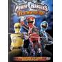 Dvd Power Rangers - Temp. Ninja - Preludio De Uma Tempestade
