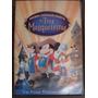 Dvd Os Três Mosqueteiros Mickey Donald Pateta