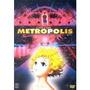 Dvd Original Do Filme Metrópolis - De Osamu Tezuka