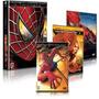 Homem Aranha * Trilogia Completa * Box 3 Dvds * Frete Gr Br