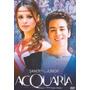 Dvd Acquaria Com Sandy E Junior - Novo Lacrado Original