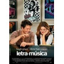Dvd Original Do Filme Letra E Música ( Hugh Grant)