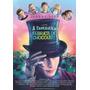 Dvd A Fantástica Fábrica De Chocolate ( Johnny Depp)