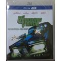 Blu-ray: O Besouro Verde - Nas Versões 2d E 3d! Lacrado/novo