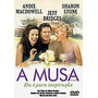 Dvd - A Musa - Sharon Stone & Andie Macdowel - D1341